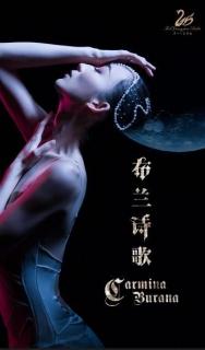 广州芭蕾舞团芭蕾舞 《布兰诗歌》